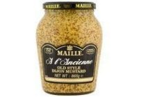 grove mosterd maille