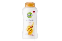dettol pro fresh fruit burst douchegel dettol pro fresh fruit burst douchegel