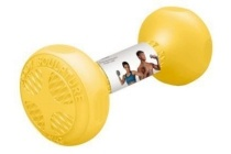 body sculpture dumbell set 2x1 kg