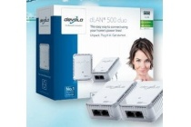 dlan 500 duo network kit