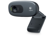 logitech webcam hd c270 zwart