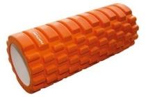 tunturi yoga foam grid roller 33 cm