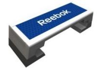 reebok step colour box blue
