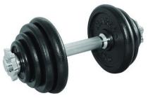 marcy dumbbellset max 15 kg