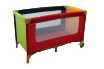 campingbed multicolor