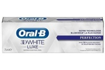 oral b tandpasta 3d white luxe perfection