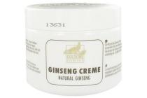 goldline ginseng creme