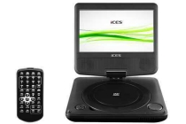 ices portable dvd idvp 2