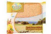 billy s farm spelt amandelkoek