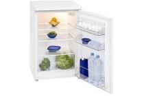 exquisit ks17rva tafelmodel koelkast