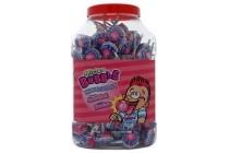 mister bubble aardbeiensmaak
