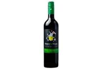 beso de vino ecologico