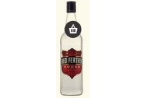 red feather vodka