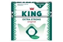 king pepermunt extra strong 5 pak