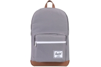 herschel pop quiz grey tan pu