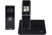 fysic fx 6107 met video deurintercom