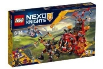 lego nexo knights jestro s evil mobile 70316