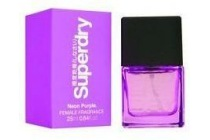 superdry neon purple for her eau de toilette