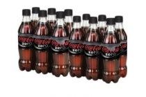 coca cola 12 pack pet flesjes