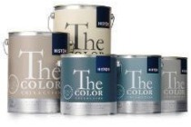 histor the color collection muurverven