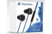 playstation in ear headset ps4