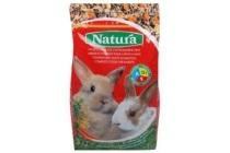natura konijnen hoofdvoer