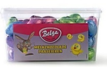 belga paaseieren