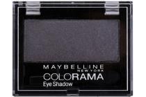 maybelline colmorama oogschaduw