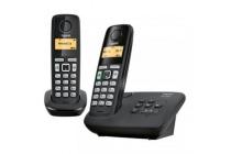 gigaset al220a draadloze huistelefoon 2x