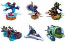skylander superchargers vehicles