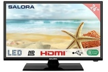 salora 24led1500 led tv 24 en quot