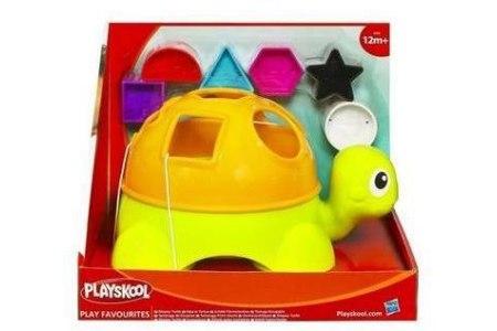 playskool schildpad