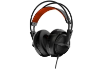 steelseries siberia 200 black gaming headset headset