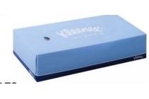 kleenex tissue box