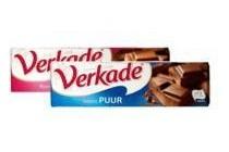 verkade chocolade
