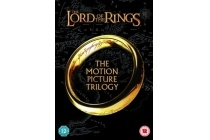 lord of the rings trilogie dvd box