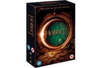 the hobbit trilogie dvd box