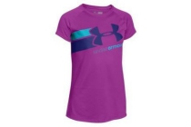under armour fast lane sportshirt meisjes