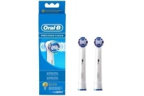 oral b precision clean eb20 opzetborstels