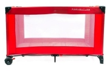 x adventure campingbed luxe rood 2016