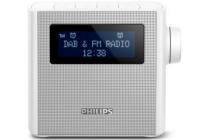 philips ajb4300 dab wekkerradio