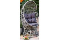 tarrington house loungestoel daisy swivel egg