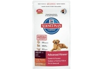 hill s science plan canine adult advanced fitness large breed lamb en rice