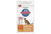 hill s science plan feline adult optimal care chicken