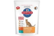 hill s science plan feline adult optimal care with tuna