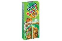 vitakraft hamstersnack honingkracker 2 in 1