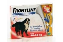 frontline spot on hond 40 60 kg