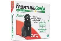 frontline combo spot on hond 40 60 kg