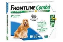 frontline combo spot on hond 10 20 kg