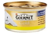 gourmet gold luxe mix eend